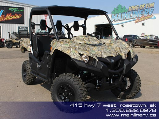 2019 Yamaha Viking EPS Realtree® XtraTM Camouflage Photo 1 of 13