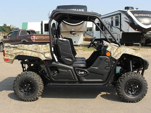 2019 Yamaha Viking EPS Realtree® XtraTM Camouflage Photo 10 of 13
