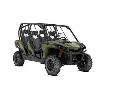 2019 Can-Am Commander™ MAX DPS™ 800R Photo 1 of 1