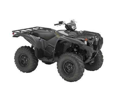 2019 Yamaha Grizzly EPS Dark gray Photo 1 of 1