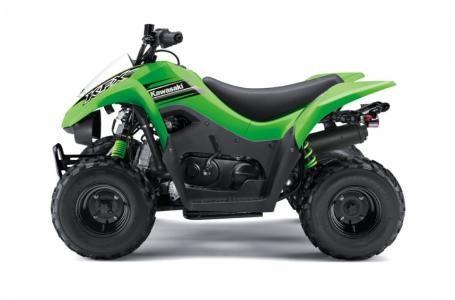 2016 Kawasaki KFX 50 Photo 2 of 3