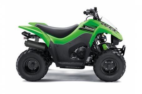 2016 Kawasaki KFX 50 Photo 3 of 3