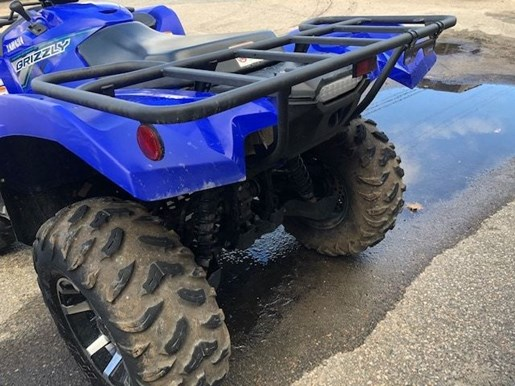 2018 Yamaha Grizzly 700 EPS Photo 7 of 7