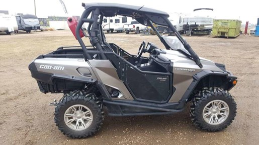 2012 Can-Am Commander™ XT™ 1000 Photo 11 of 26