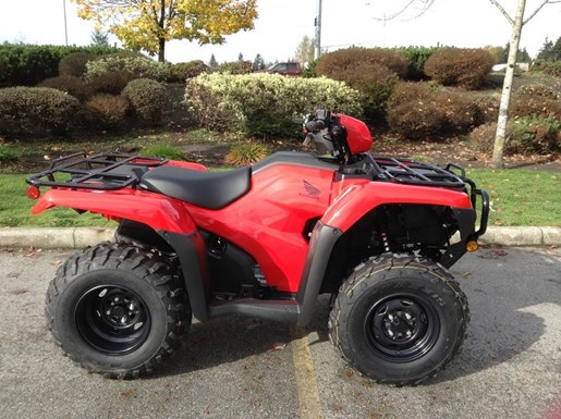 2019 Honda TRX500 Foreman Photo 2 of 6