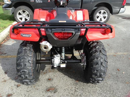 2019 Honda TRX500 Foreman Photo 4 of 6