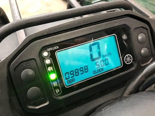 2005 Yamaha Kodiak 450 Photo 6 of 9
