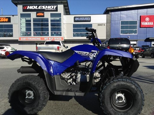 2019 Yamaha Grizzly 90 Photo 5 of 6