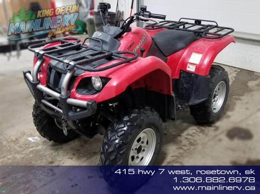 2004 Yamaha Grizzly Photo 1 of 8