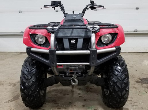 2004 Yamaha Grizzly Photo 2 of 8
