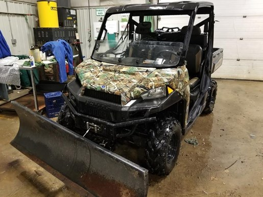 2014 Polaris Ranger XP® 900 EPS Browning® LE Photo 4 of 4
