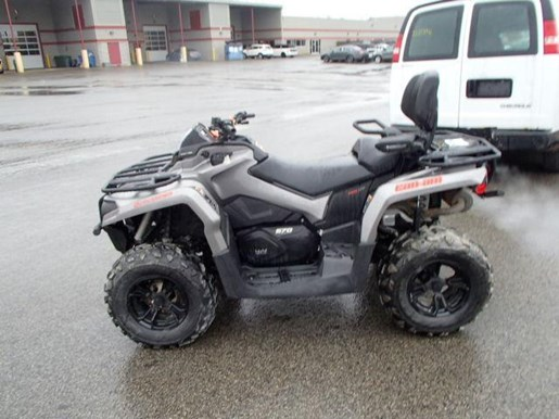 2017 Can-Am OUTLANDER MAX XT 570 Photo 1 of 7