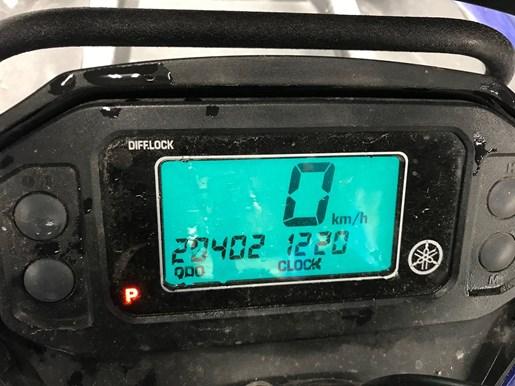 2013 Yamaha Kodiak 450 EPS Photo 3 of 3