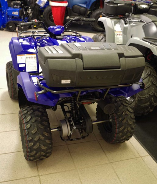 2019 Yamaha Grizzly Photo 1 of 11