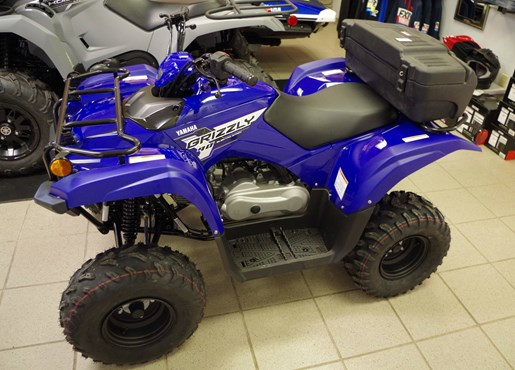 2019 Yamaha Grizzly Photo 2 of 11