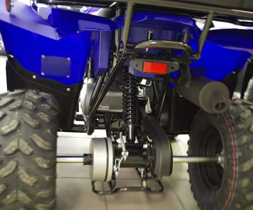 2019 Yamaha Grizzly Photo 4 of 11