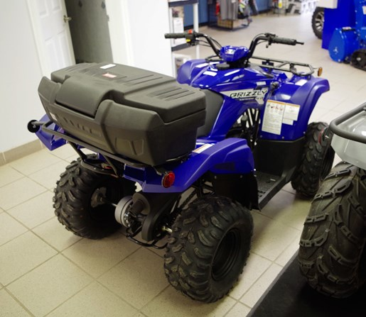 2019 Yamaha Grizzly Photo 8 of 11