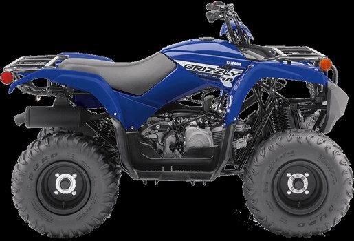2019 Yamaha Grizzly Photo 10 of 11