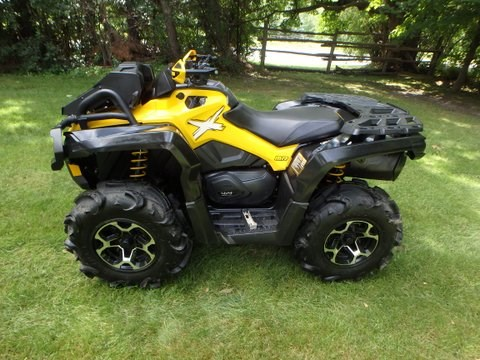 2013 Can-Am outlander Photo 2 of 8