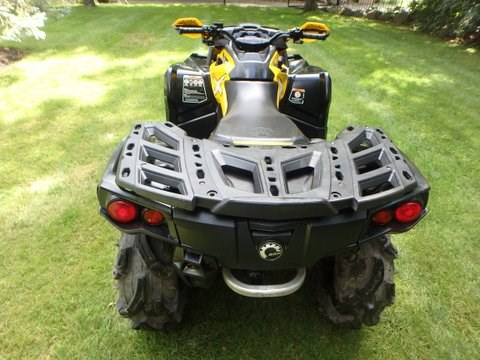 2013 Can-Am outlander Photo 3 of 8
