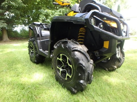 2013 Can-Am outlander Photo 5 of 8