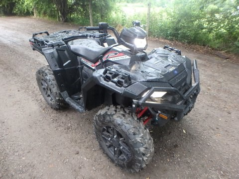2017 Polaris sportsman Photo 1 of 9