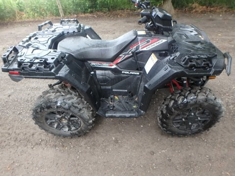 2017 Polaris sportsman Photo 2 of 9