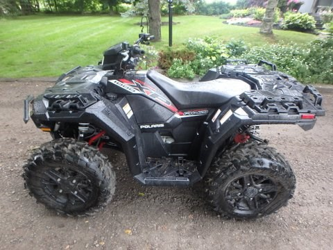 2017 Polaris sportsman Photo 4 of 9