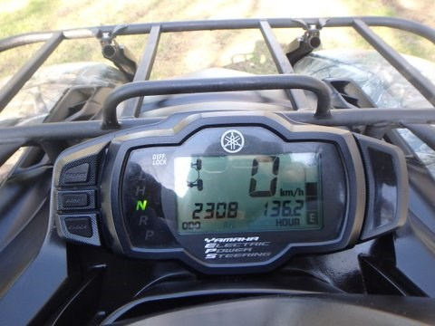 2014 yamaha Grizzly Photo 3 of 10