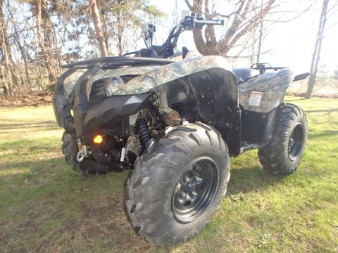 2014 yamaha Grizzly Photo 1 of 10