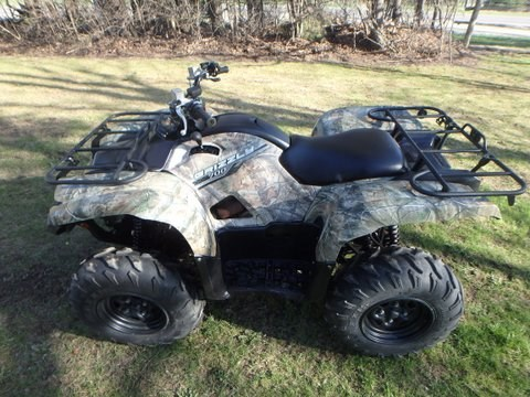 2014 yamaha Grizzly Photo 2 of 10