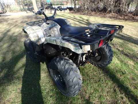 2014 yamaha Grizzly Photo 4 of 10