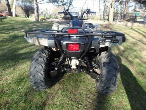 2014 yamaha Grizzly Photo 5 of 10