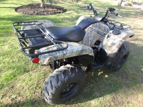 2014 yamaha Grizzly Photo 6 of 10