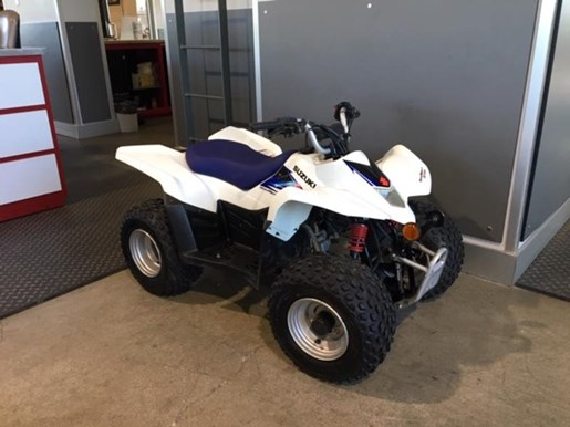 2016 Suzuki Quadsport Z50 Photo 1 of 3