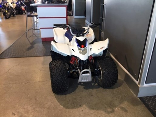 2016 Suzuki Quadsport Z50 Photo 2 of 3