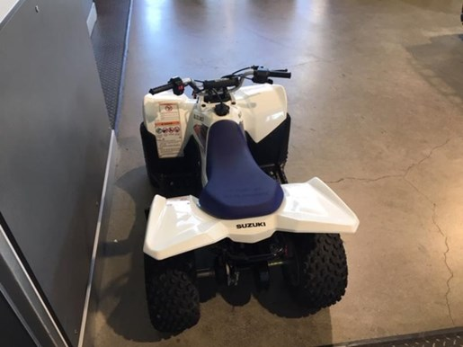 2016 Suzuki Quadsport Z50 Photo 3 of 3