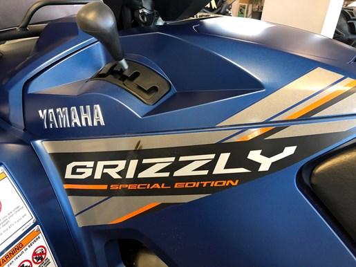 2019 Yamaha Grizzly 700 EPS  SE Photo 4 of 7