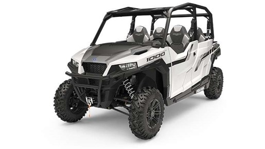 2019 Polaris GENERAL 4 1000 EPS WHITE / 67$/sem Photo 1 of 4