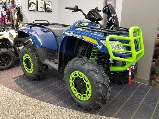 Textron Off Road Alterra MudPRO 700 LTD 2019 New ATV for Sale in Edmonton,  Alberta - QuadDealers ca