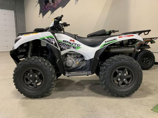 2019 Kawasaki Brute Force 750 4X4i EPS Photo 2 of 7