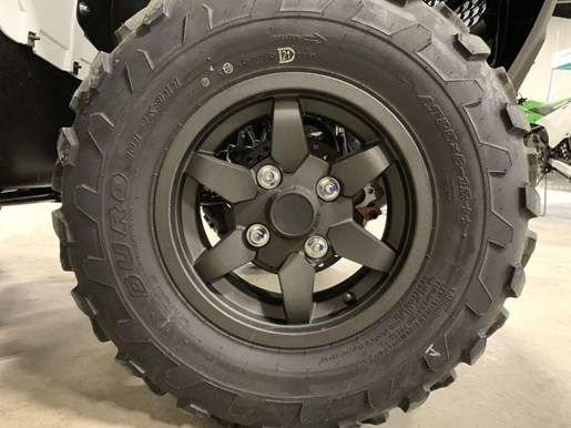 2019 Kawasaki Brute Force 750 4X4i EPS Photo 5 of 7