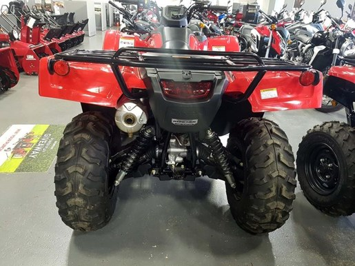 2018 Honda TRX420 Rancher DCT IRS EPS Photo 3 of 5