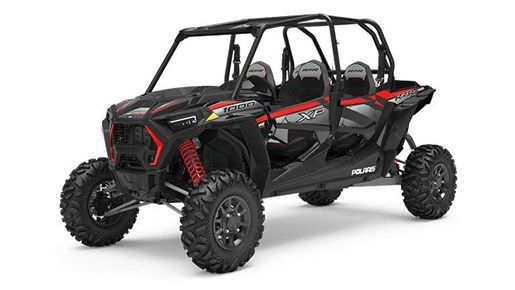 2019 Polaris RZR XP 4 1000 BLACK Photo 1 of 4