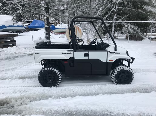 2019 Kawasaki Mule PRO-MX EPS Only $45/Week $0 Down Photo 3 of 6