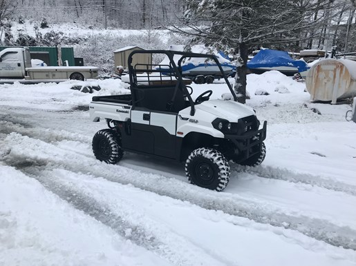 2019 Kawasaki Mule PRO-MX EPS Only $45/Week $0 Down Photo 4 of 6