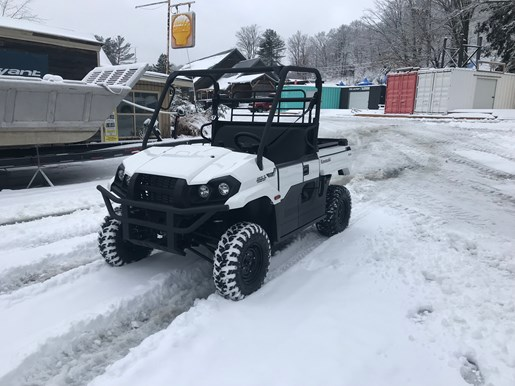 2019 Kawasaki Mule PRO-MX EPS Only $45/Week $0 Down Photo 6 of 6