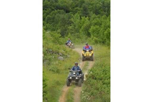 atv trails fun