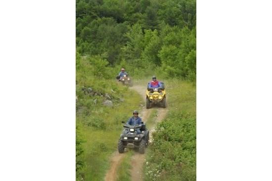 atv trails fun