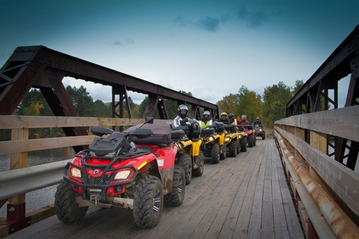 Buying an ATV 6
